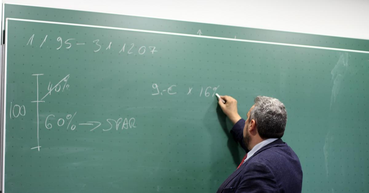 Зарплата учителей в Москве — более 110 тысяч рублей
