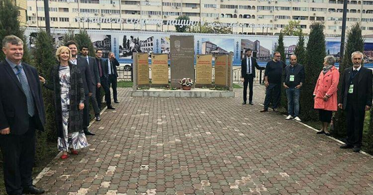 Министр образования Чеченской республики встретился с «Учителями года»