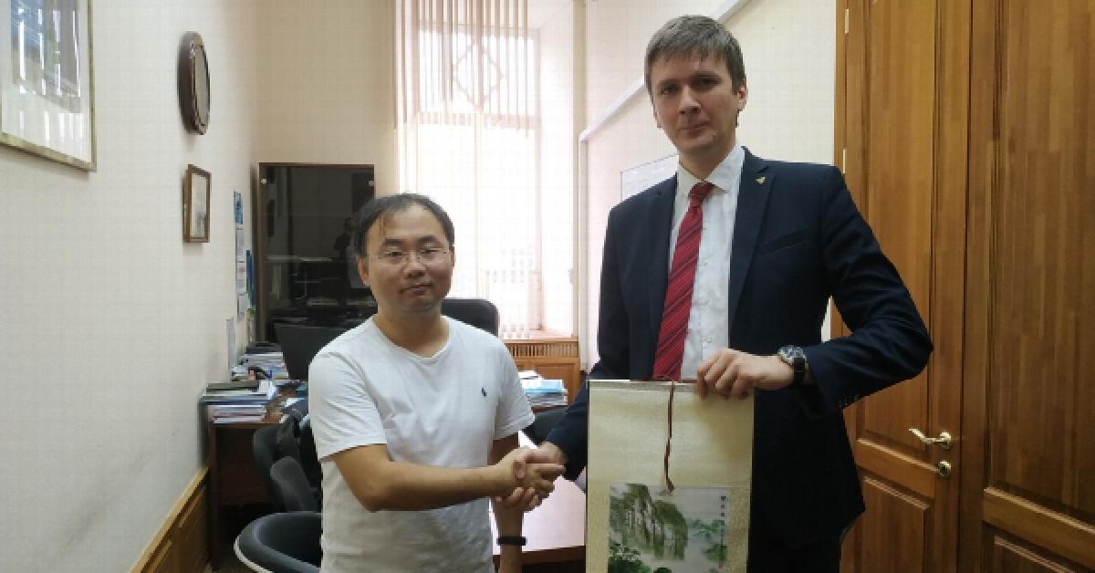 ЮФУ будет сотрудничать с Китаем в сфере сборки летательных аппаратов