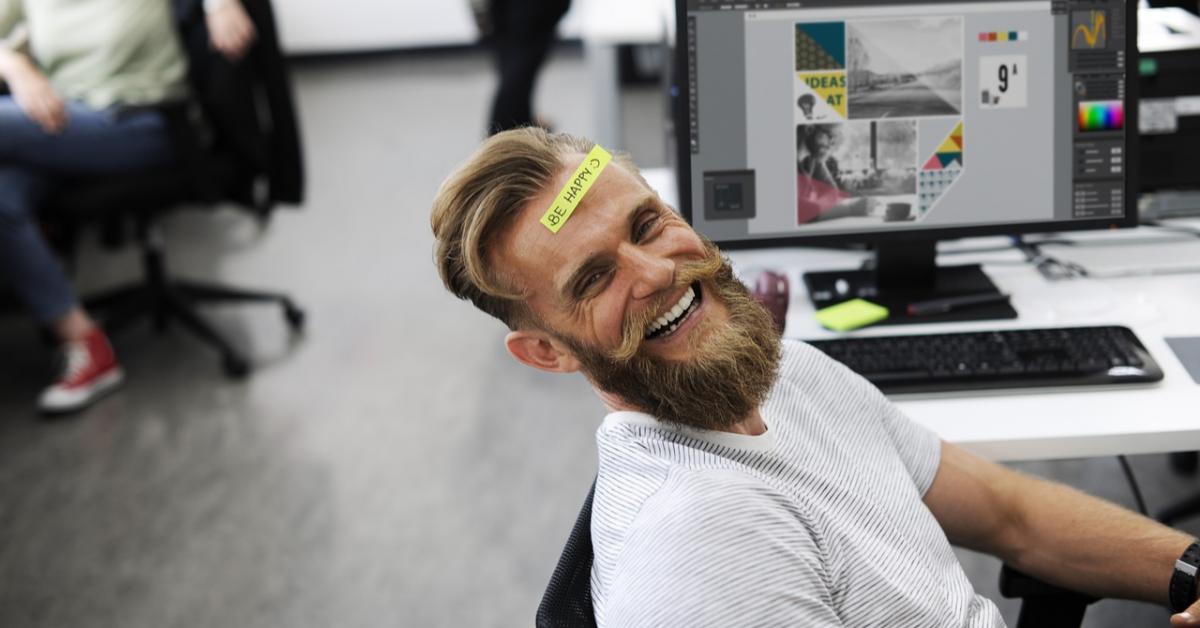 Где работают самые счастливые люди?