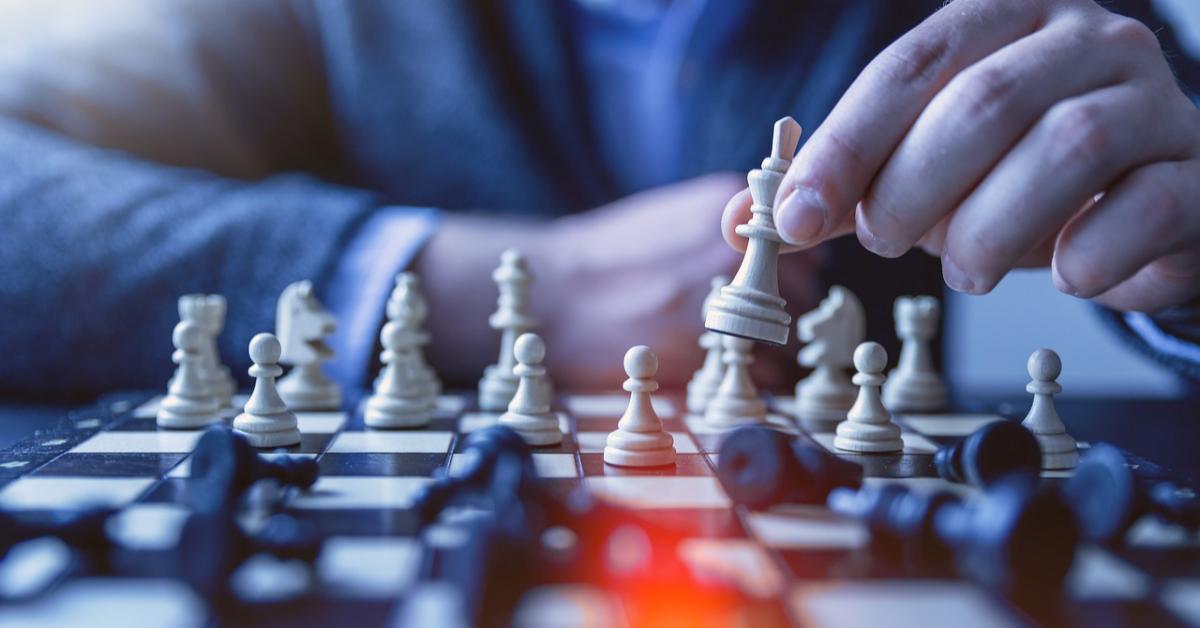Студенты из ЮФУ одержал победу во всероссийском шахматном турнире