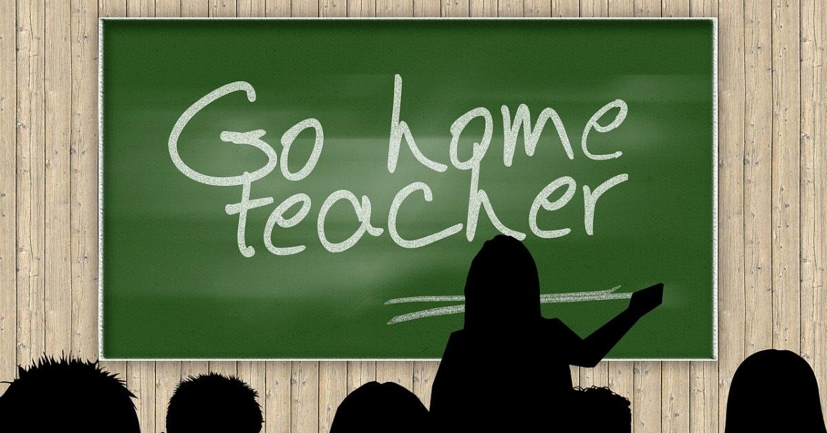 Быть учителем вредно для здоровья