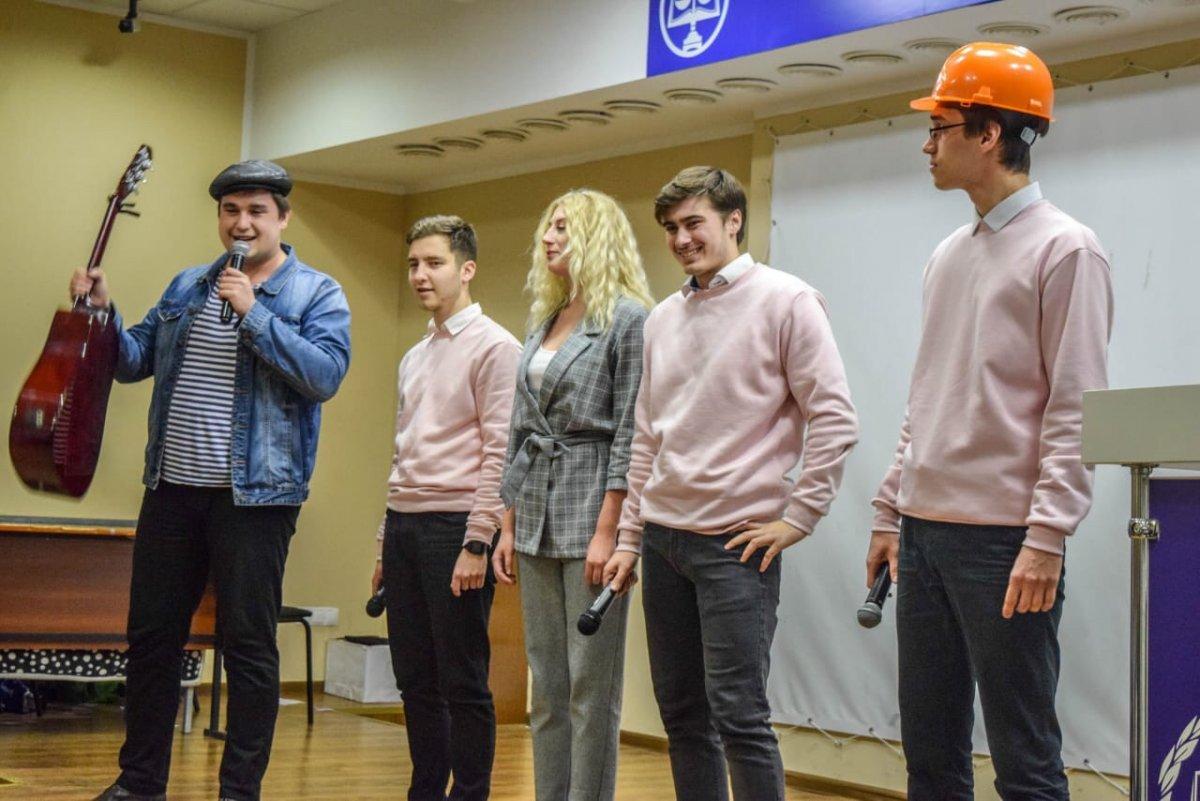 8⃣ ноября прошёл финал XVIII Ежегодных игр КВН на Кубок Ректора РГУП-2019✅