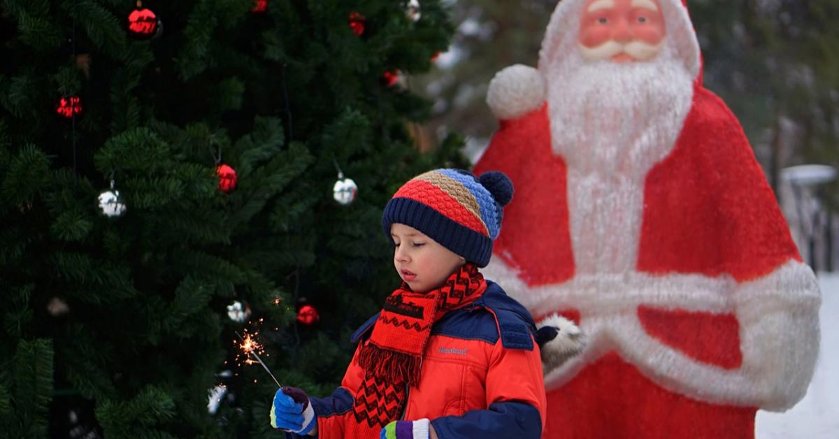 Что дети чаще всего просят у Деда Мороза?