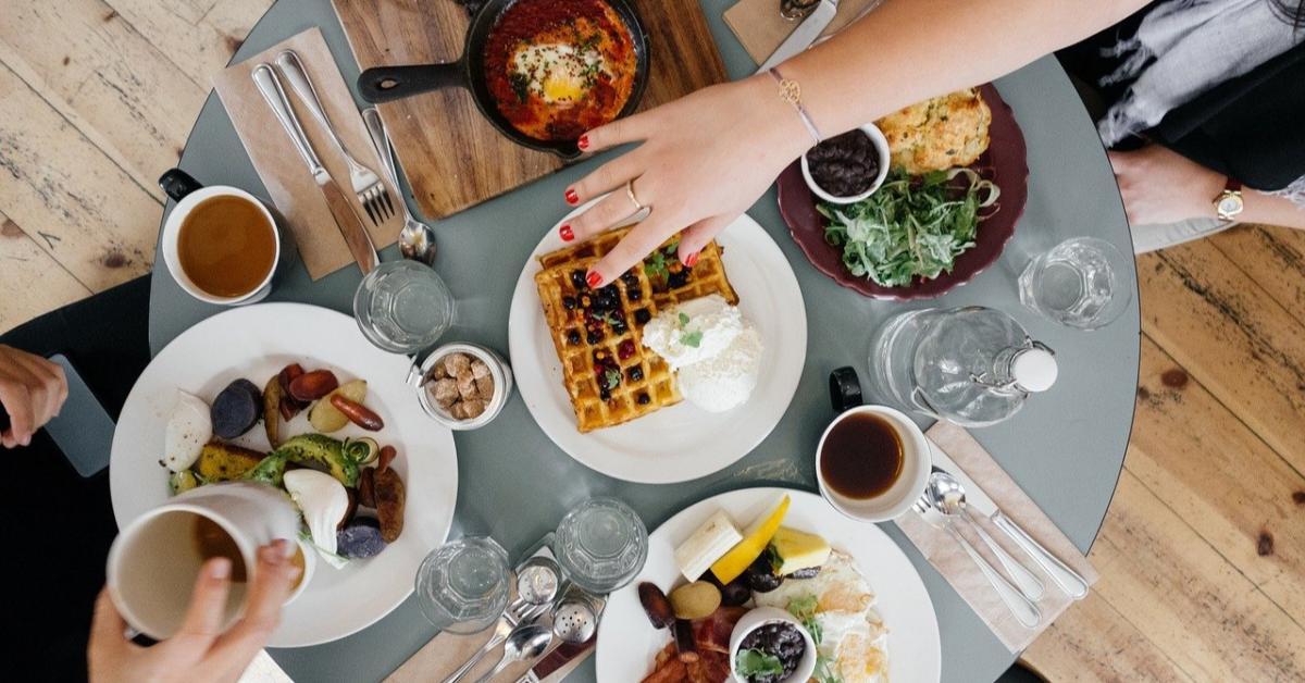 Завтрак влияет на успеваемость школьников