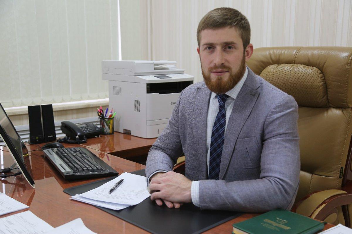 Нахаев Магомед Рамзанович