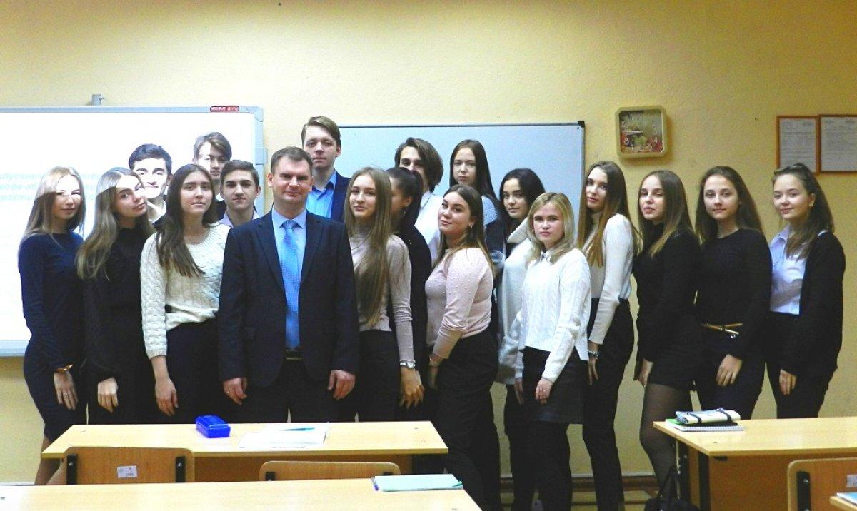 Представители Института приняли участие во Всероссийской акции «День правовой помощи детям»