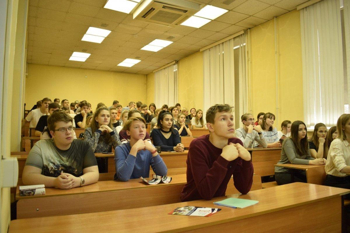 ⚡ День открытых дверей на факультете информатики, математики и экономики