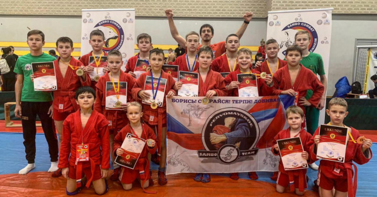 Столичные школьники заняли III место на Международном турнире по самбо