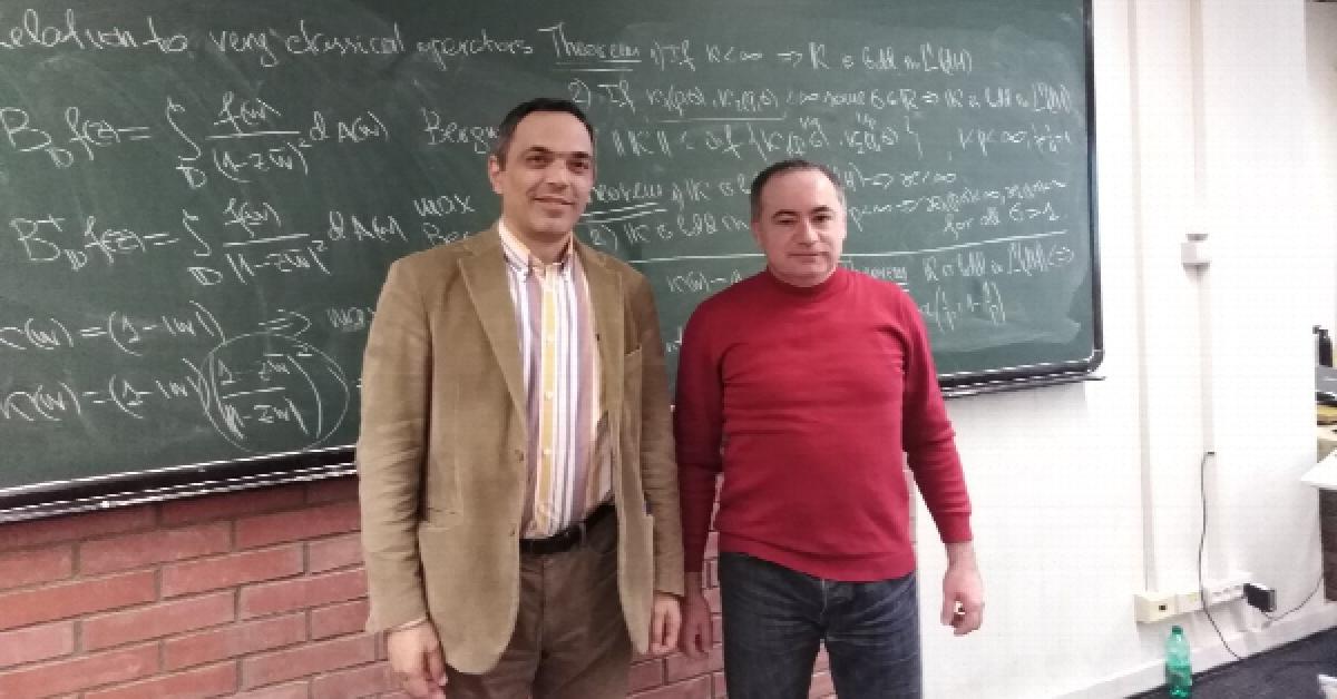 Профессор ЮФУ выступил с научными лекциями в университетах Италии