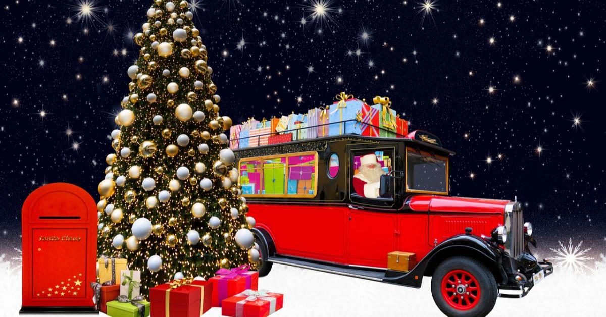 Школьники предложат Деду Морозу транспорт будущего