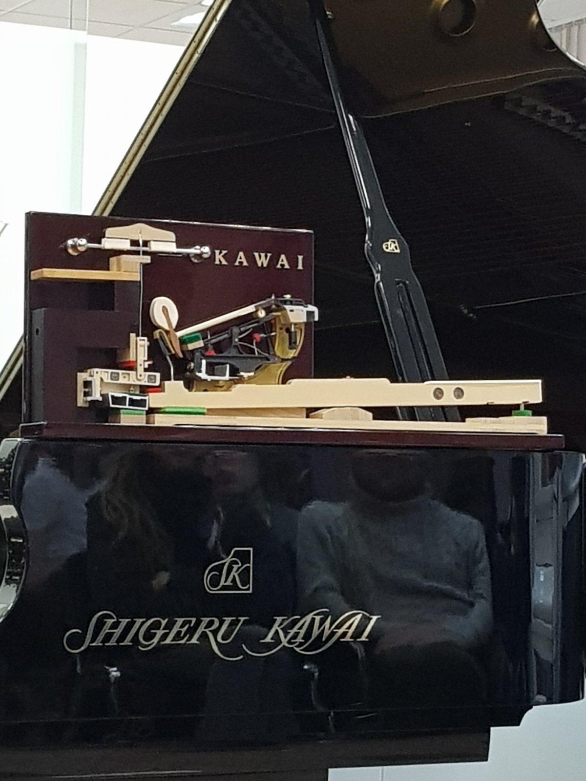 """Кафедра музыкальной звукорежиссуры совместно с компанией """"Kawai"""" в очередной раз организовала мероприятие"""