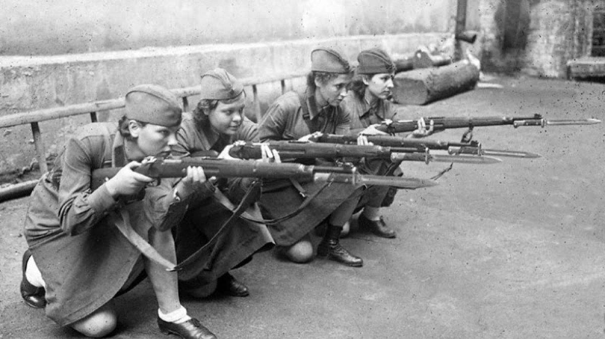 1-я отдельная женская добровольная стрелковая бригада Московского военного округа