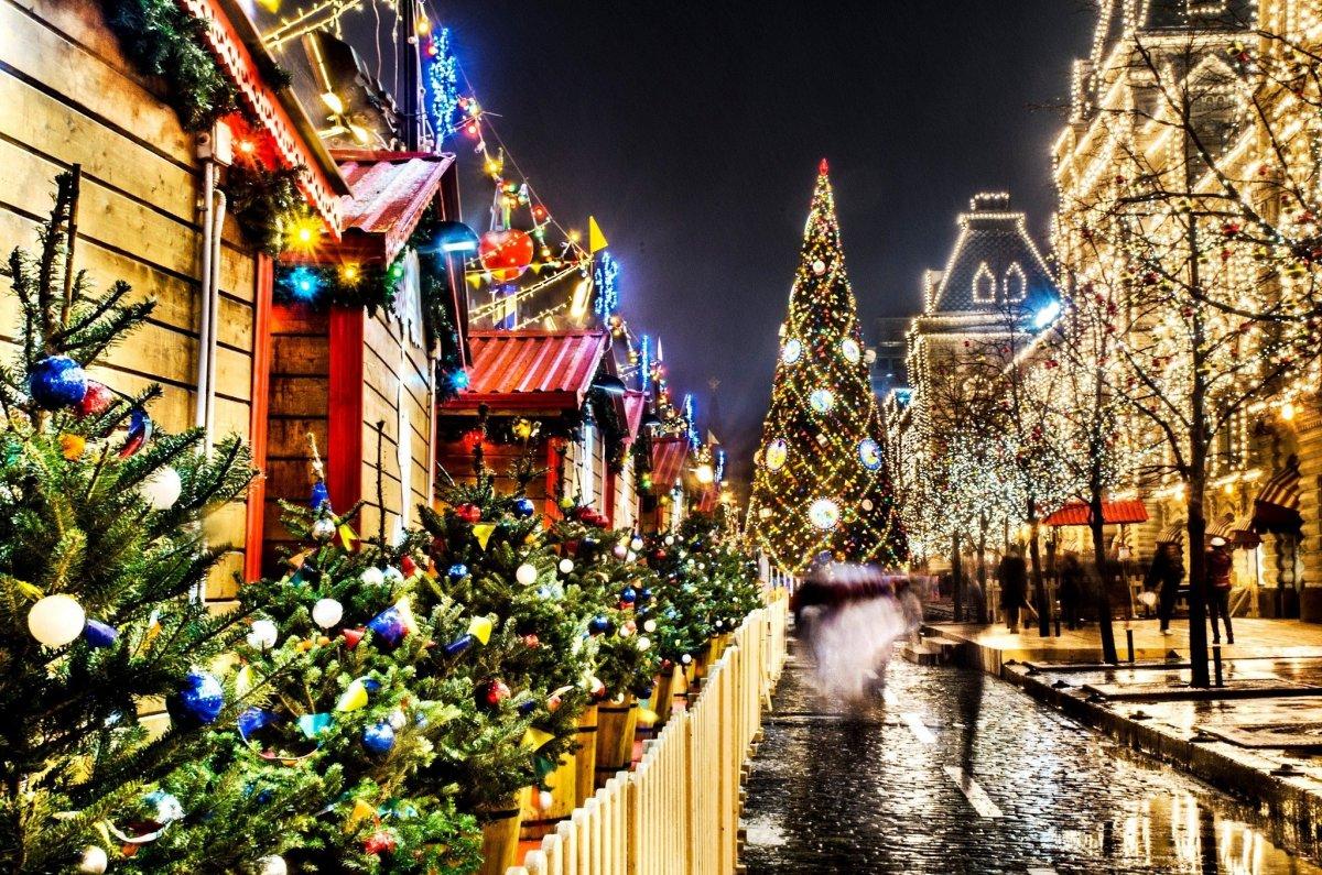 А вот и несколько мест Москвы, которые можно будет посетить совершенно бесплатно!✅