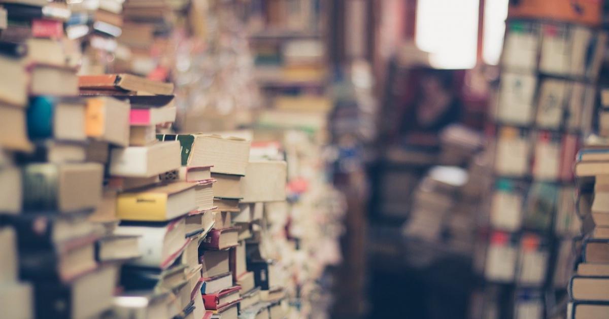 Названы самые популярные книги десятилетия