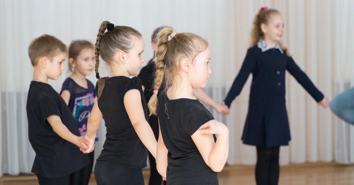 Какие секции популярнее всего у российских детей?