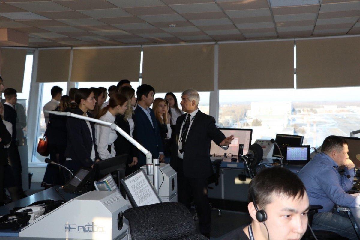 19 декабря 2019 года в филиале «Аэронавигация Дальнего Востока» ФГУП «Госкорпорация