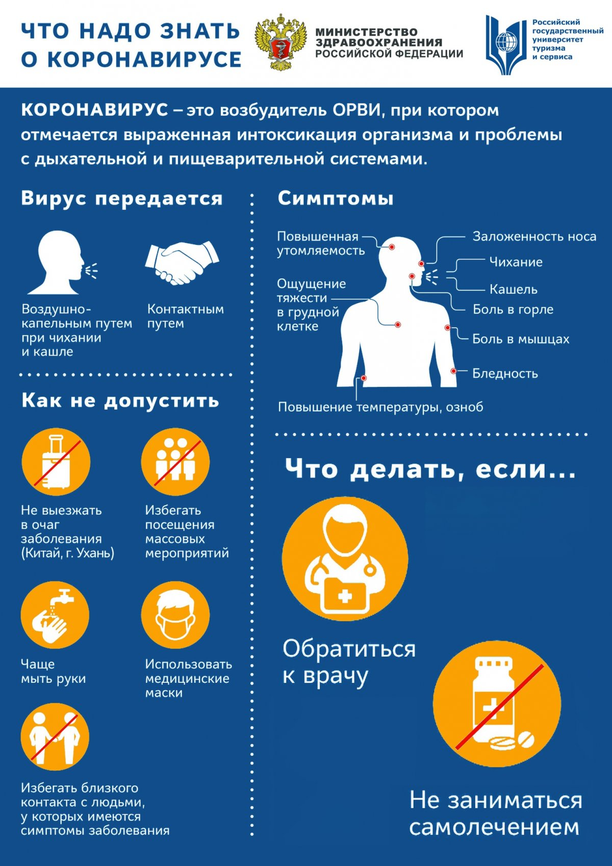 В Подмосковье введен режим повышенной готовности в связи с коронавирусом