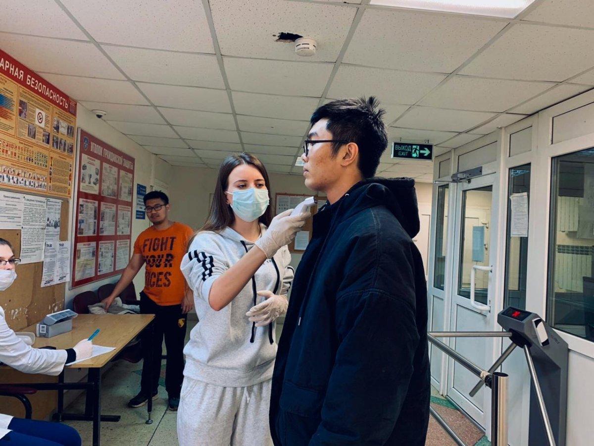 В ИАТЭ НИЯУ МИФИ приняты все меры профилактики коронавирусной инфекции!