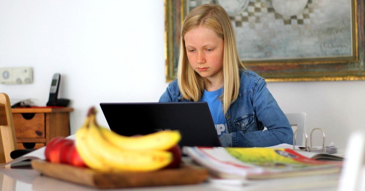 Что российские школьники думают о дистанционном обучении?