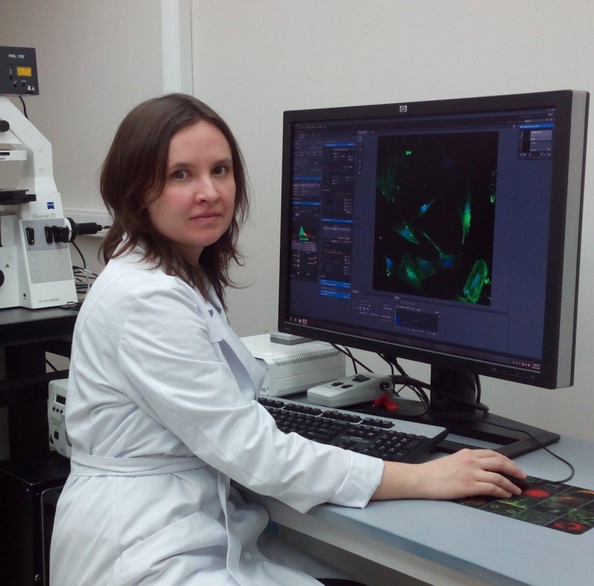 В КФУ разработали нанопрепарат для воздействия на раковые клетки 🧬