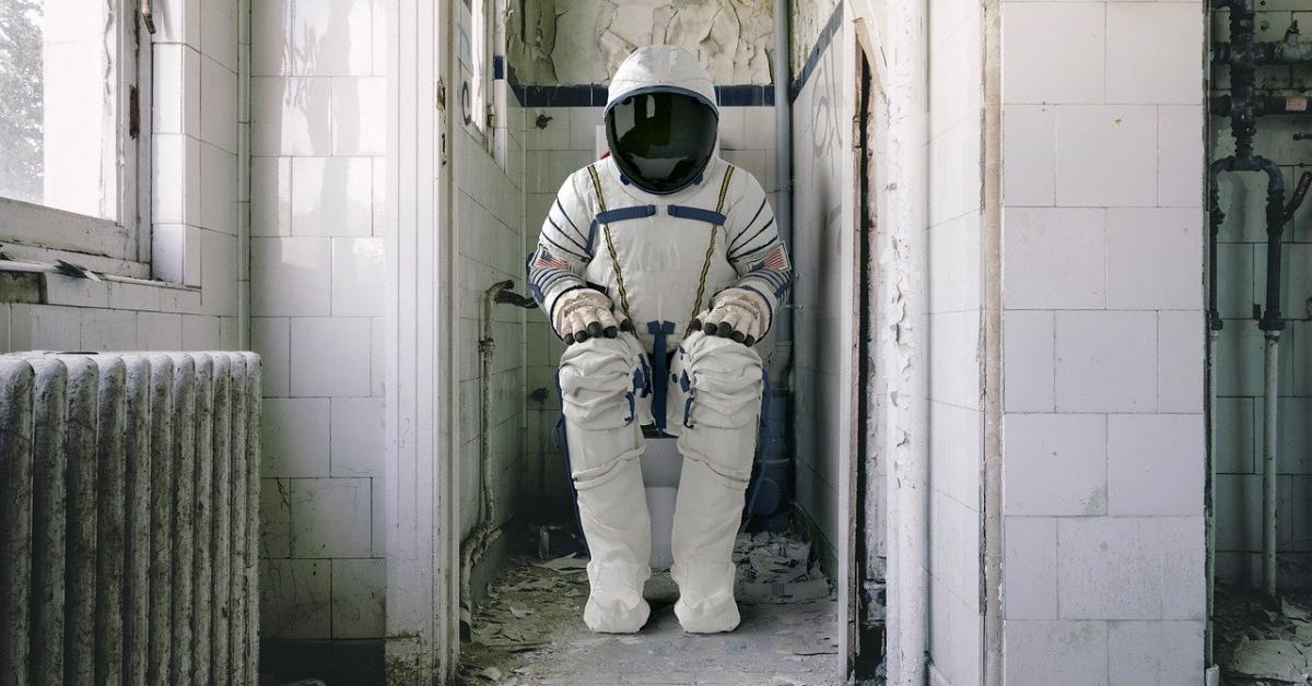 NASA объявило конкурс на создание лунного туалета