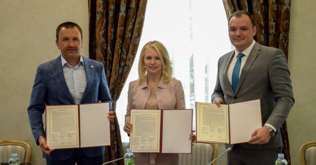 РСМ договорился о развитии молодёжного туризма с Газпромбанком и «РусЛайн»