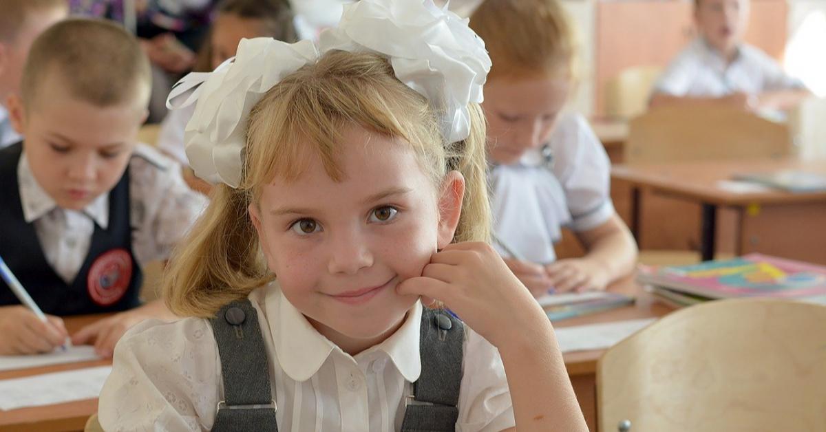 Начальная школа по всей стране учится очно
