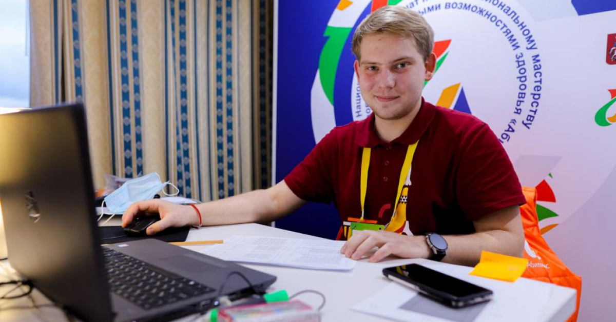История: как участник «Абилимпикса» за 4 года стал экспертом и наставником