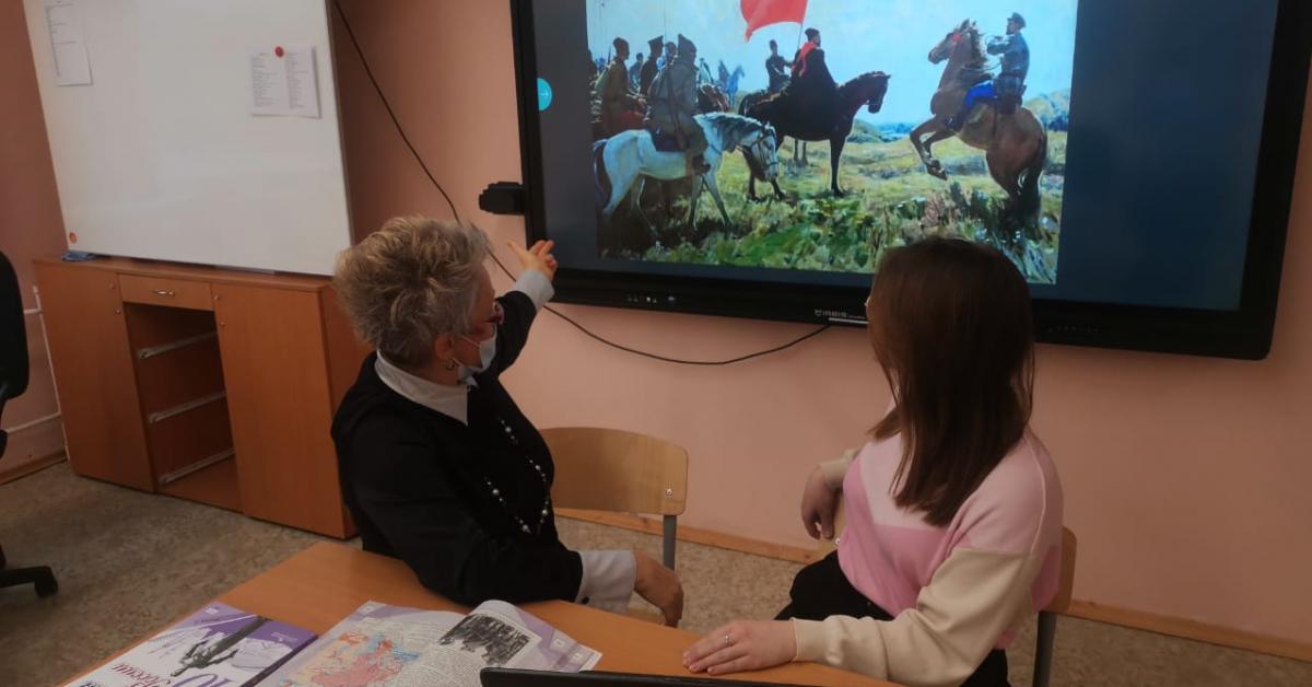 Впервые урок для МЭШ создал московский школьник