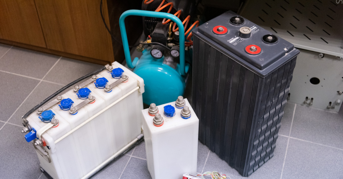 Ученые придумали, как перерабатывать литиевые батареи для электротранспорта