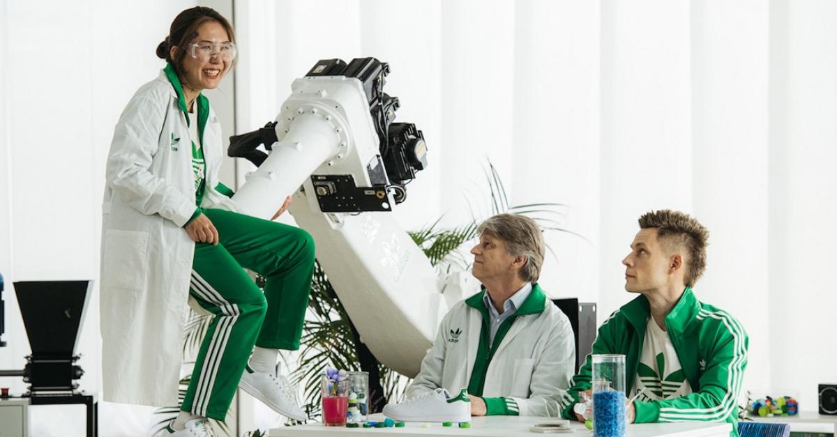 Adidas пригласил магистрантку НИТУ «МИСиС» стать частью рекламной кампании