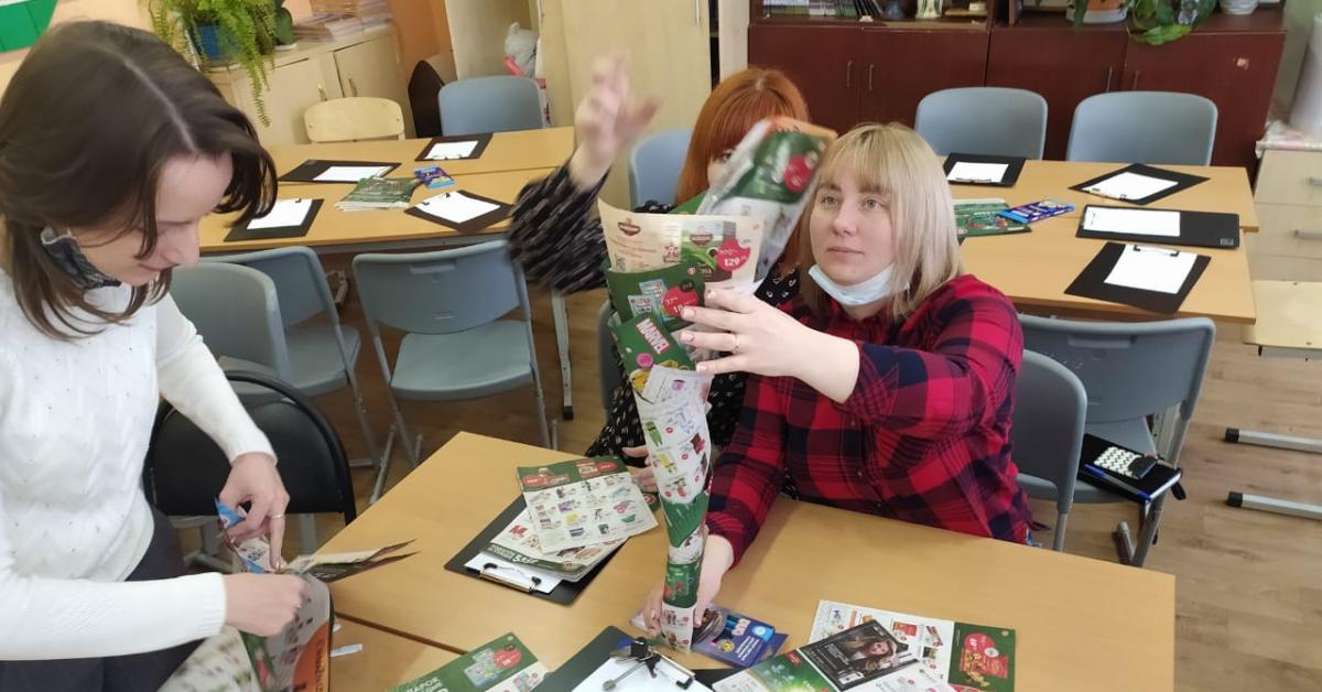 В московской школе начали профилактику эмоционального выгорания педагогов