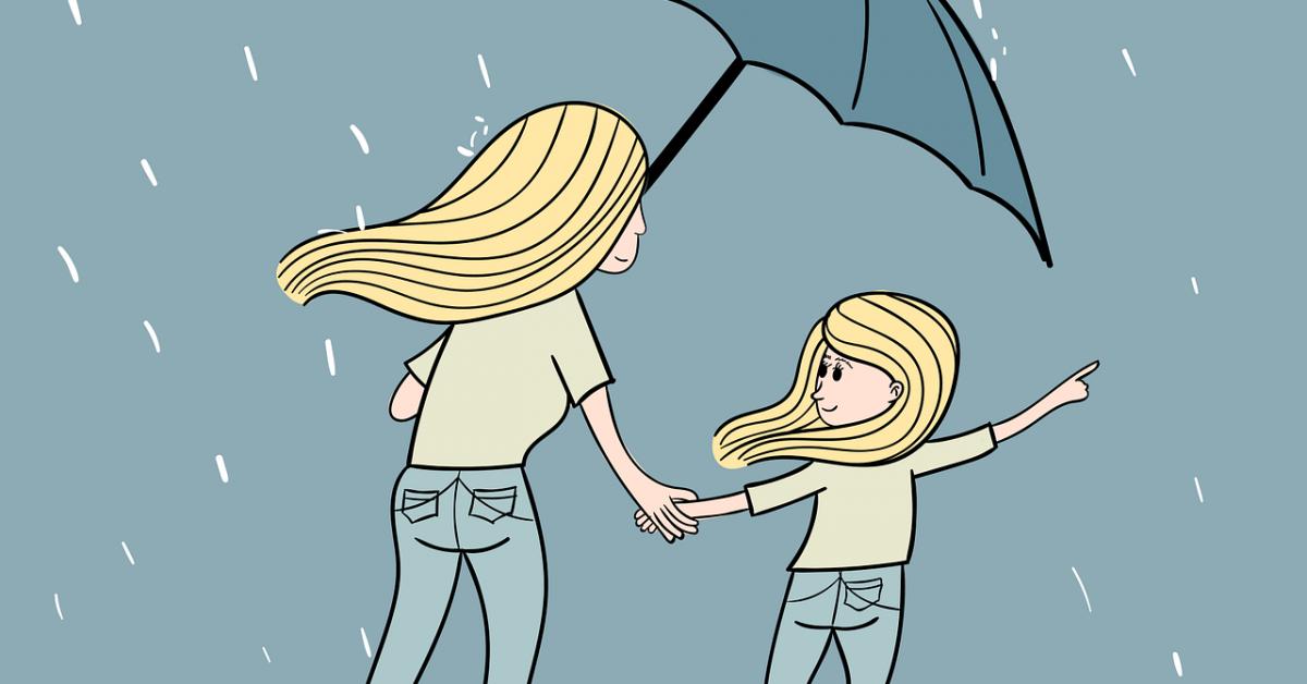 Предложение дня: дать дополнительный выходной мамам
