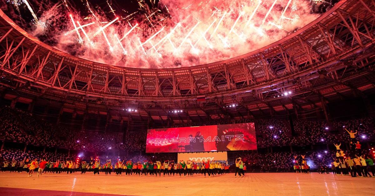В Нижнем Новгороде стартовала «Российская студенческая весна»