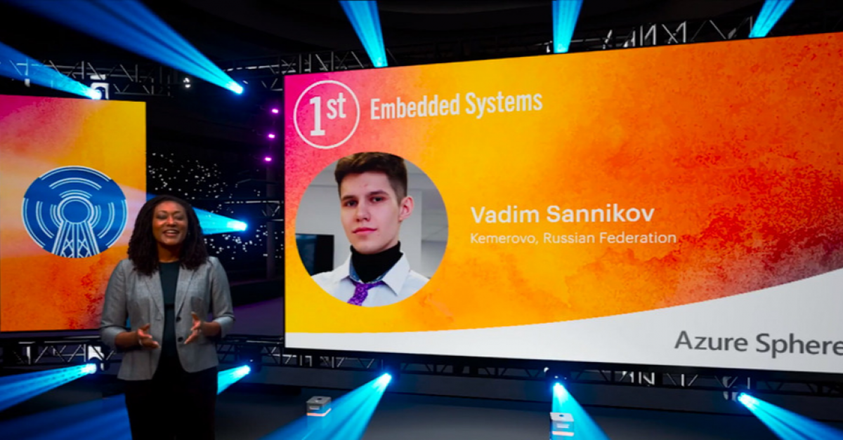 Школьник из РФ впервые за 20 лет победил на международном конкурсе ISEF