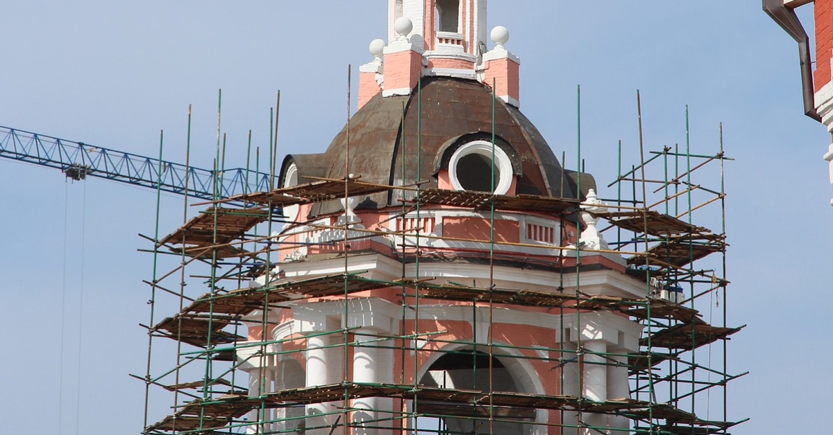 Начался прием заявок на участие в конкурсе «Московская реставрация»