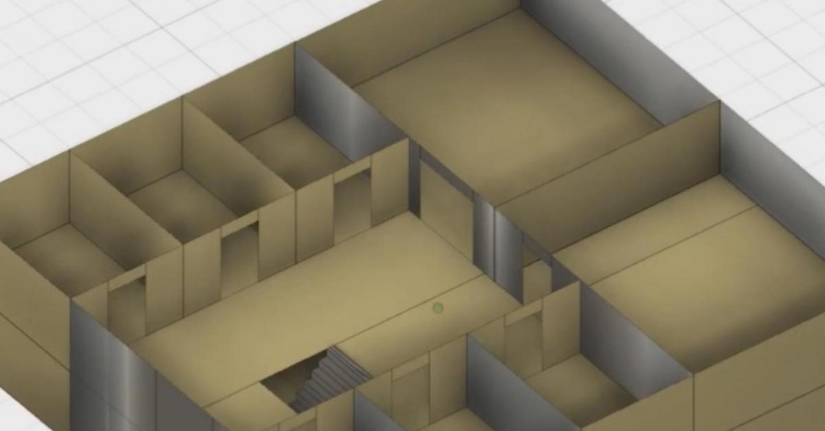 Московский школьник автоматизировал процесс архитектурного моделирования