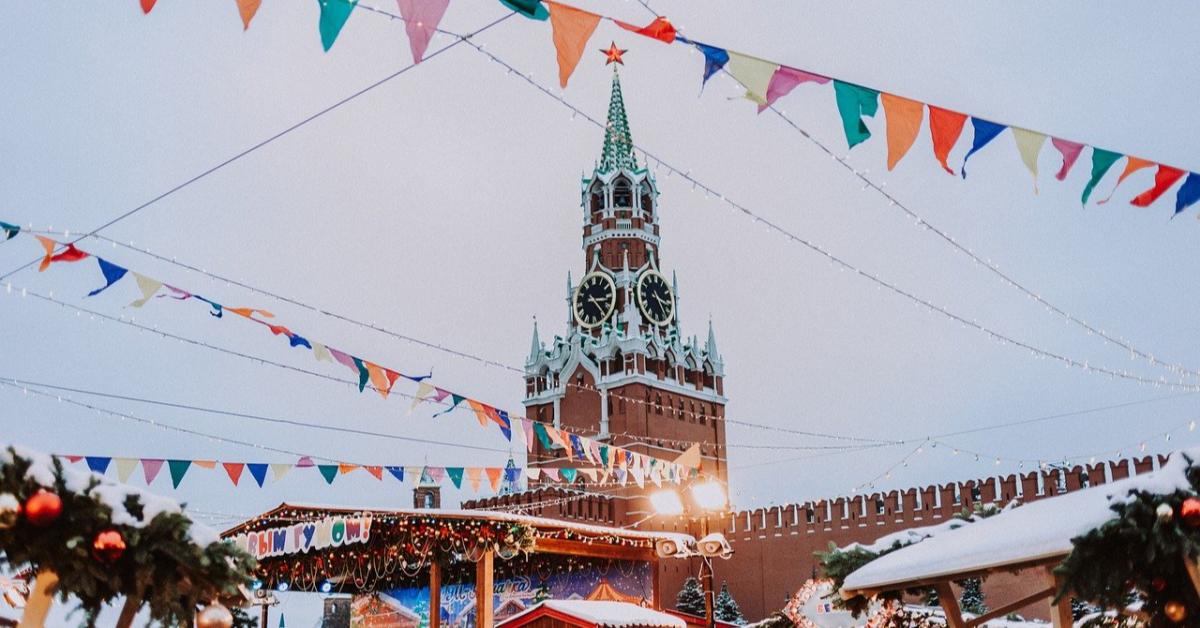Москва — в топ-25 рейтинга самых привлекательных для студента городов